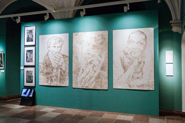 Уральские художники победили в международном конкурсе портретов
