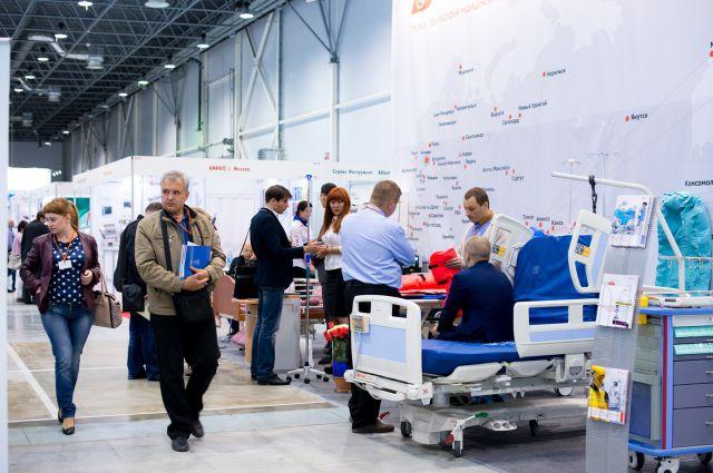В Новосибирске пройдет выставка «Медима Сибирь – 2015»