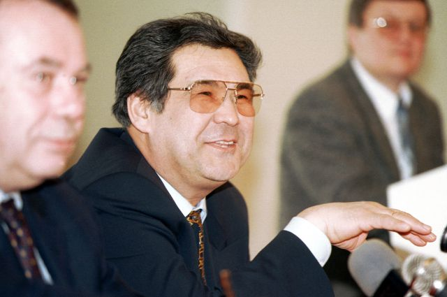 Впервые кузбассовцы выбрали Амана Тулеева губернатором в 1997 году.