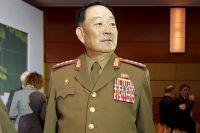 Министр обороны КНДР Хен Ен Чхоль.