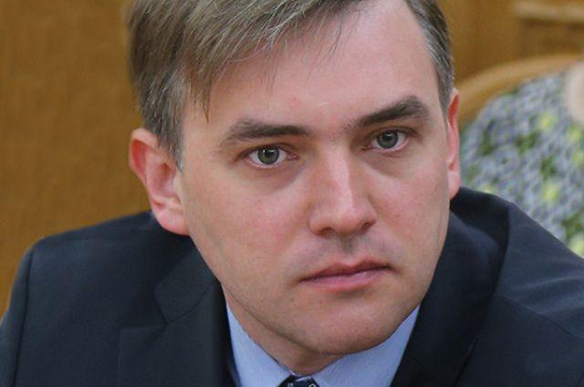 Министр по туризму Калининградской области Андрей Ермак.