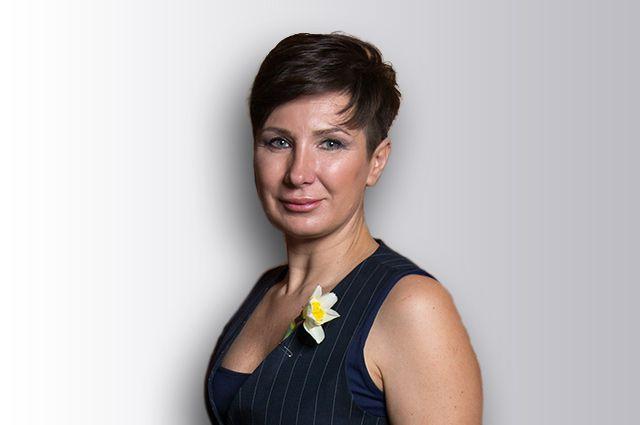 Елена Семенова.