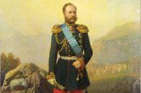 Портрет князя А. И. Барятинского.