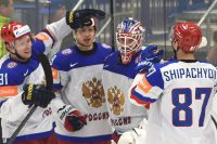 Сборная России на Чемпионате мира по хоккею – 2015.