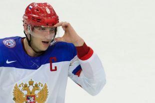 Сборная России по хоккею внесет в заявку на ЧМ Овечкина