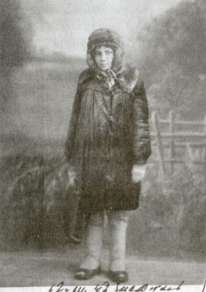 Наташа Плигина,  Чистополь 1943 год, ее отец Александр Плигин участник выставок
