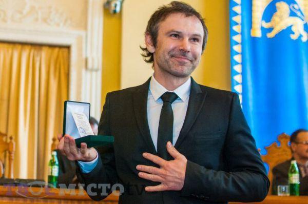 Святославу Вакарчуку 40 лет – лучшие фото легенды украинского рока