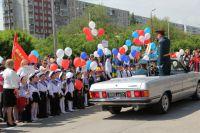Парад «детских войск» в Ростове проходит уже шестой год подряд.