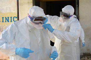 Роспотребнадзор ожидает завершения эпидемии лихорадки Эбола к июню