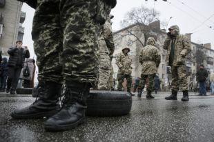 На Украине началась вторая волна мобилизации