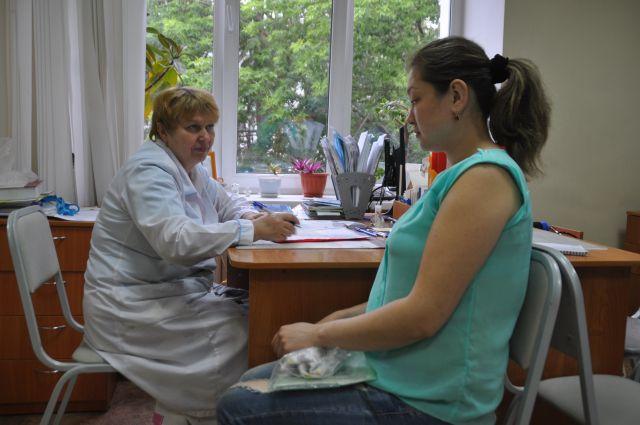 Мониторинг проводился в четырёх омских поликлиниках.