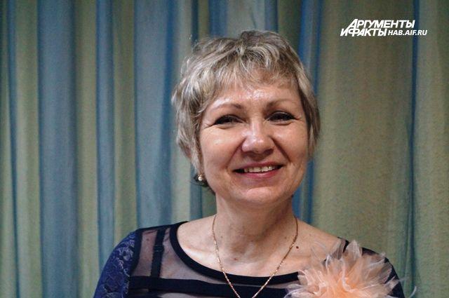 Ирина Кристиогло. Жена военнослужащего. Мать троих детей