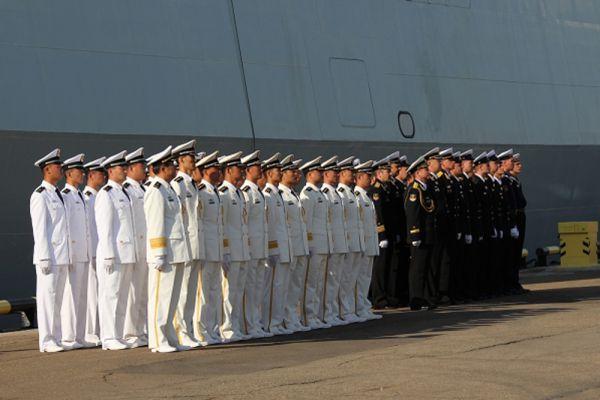 Следующие совместные учения России и Китая пройдут в августе в Японском море.