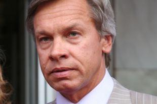 Пушков: мнение Яценюка о встрече в Сочи не интересно ни Путину, ни Керри