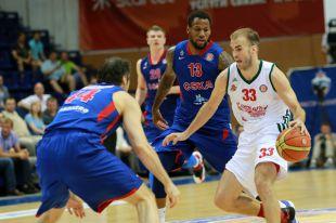 Баскетболисты ЦСКА уступил греческому «Олимпиакосу» в полуфинале Евролиги
