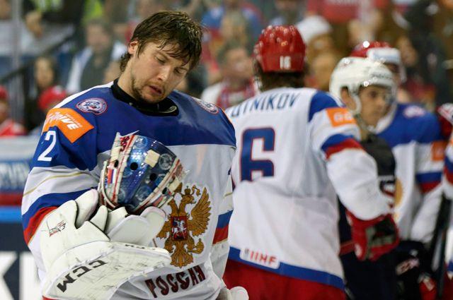 Сергей Бобровский.
