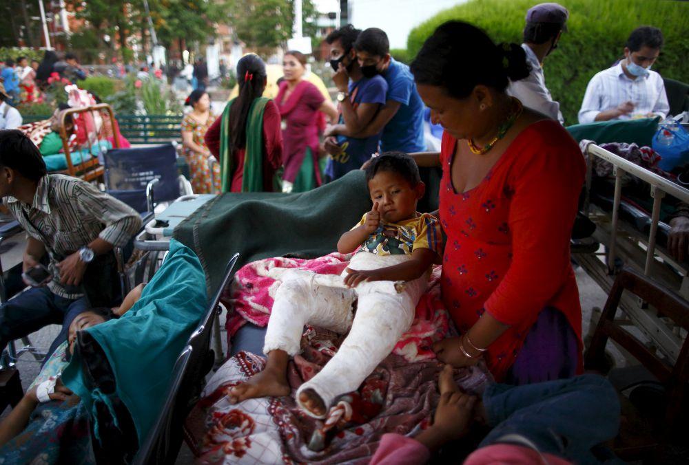 Выступая на заседании Генеральной ассамблеи ООН, генсек напомнил, что для реализации программы срочного реагирования в поддержку народа Непала необходимо 423 миллиона долларов. Соответствующий призыв был запрошен 28 апреля. «Призыв на данный момент профинансирован только на 14% — это около 60 миллионов долларов», — заявил Пан Ги Мун.