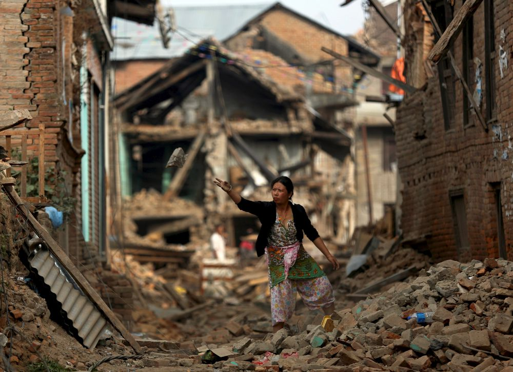 До землетрясения ЮНИСЕФ намеревался за четыре года потратить 25 миллионов долларов на помощь правительству Непала в улучшении санитарных условий.