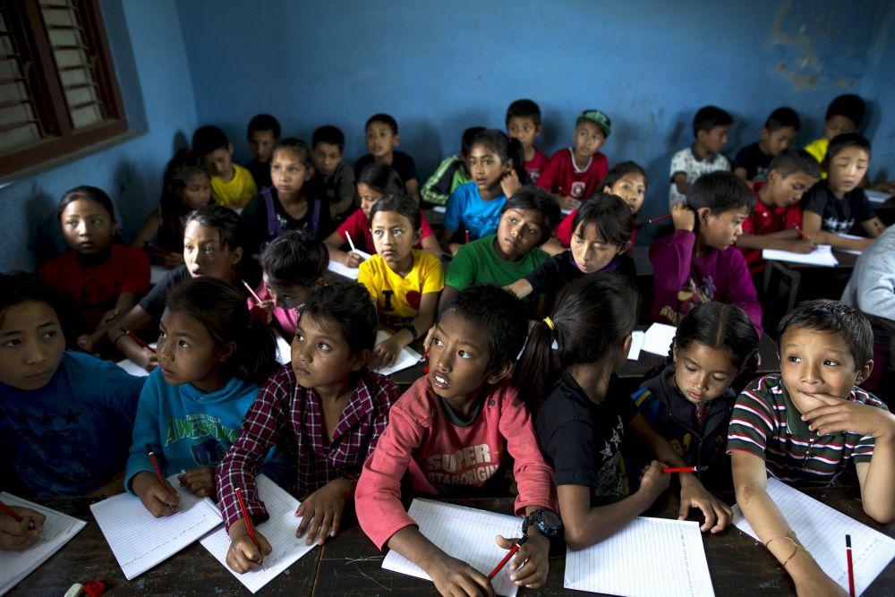 Всего, по данным ООН, природная катастрофа сказались на жизни более 8 миллионов жителей Непала.