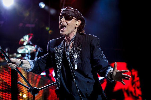 Легендарная группа Scorpions даст сегодня юбилейный концерт в Екатеринбурге