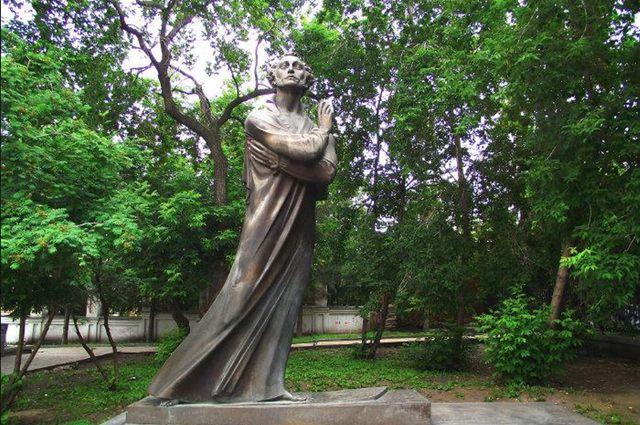 В Екатеринбурге день рождения Пушкина будут отмечать несколько дней