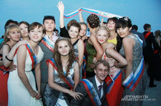 Омские выпускники всё чаще отказываются от алкоголя.