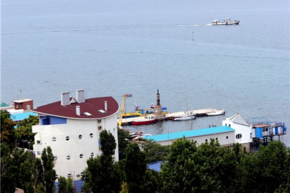 Анапа, город-курорт Краснодарского края.