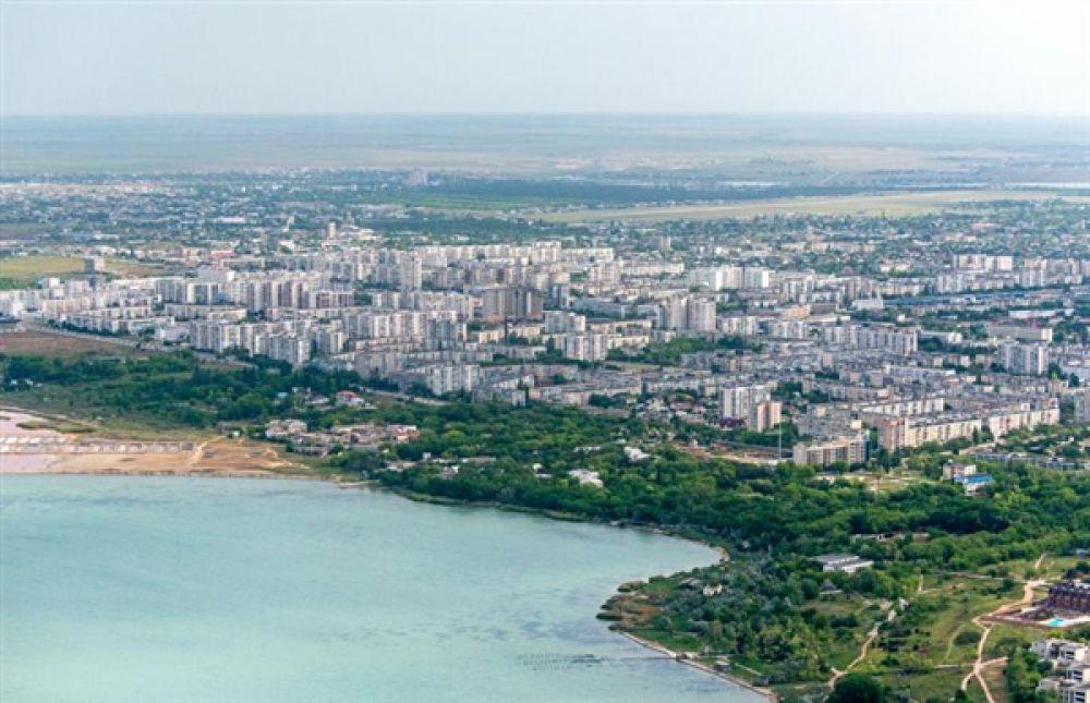 Евпатория. Приморский город-курорт на западе Крыма