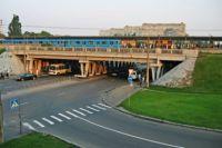 метро левобережная