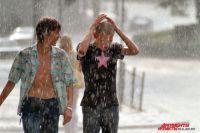 Дожди - привычное явление для жителей Калининградской области круглый год.