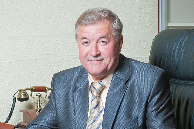 Виктор Гребнев.