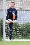 Денис Адамов из ФК «Краснодар». Денис родился в Ульяновске, где и начал тренироваться в местной команде «Волга».