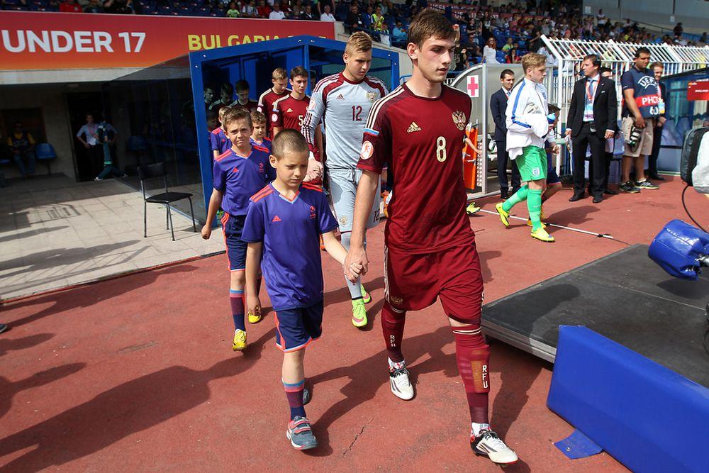 Полузащитник Георгий Махатадзе из московского «Локомотива».