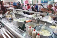 Цены в Приангарье начали снижаться.