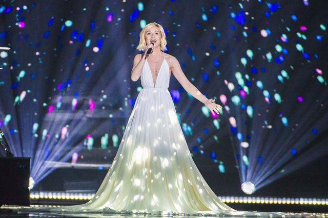 «Евровидение-2015»: букмекеры считают, что Полина Гагарина займет второе место