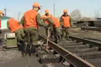 Строительство обходной железной дороги «Журавка — Миллерово».