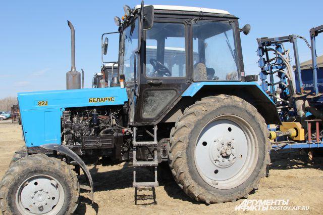 Один из лучших трактористов России живёт в Новосибирской области