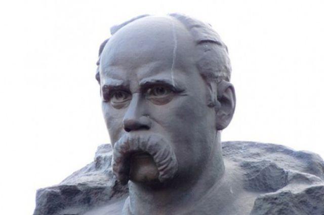 Памятник Тарасу Шевченко