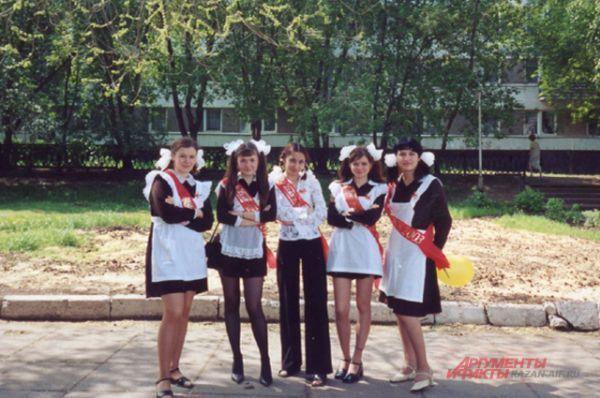 Выпускницы 2003 года