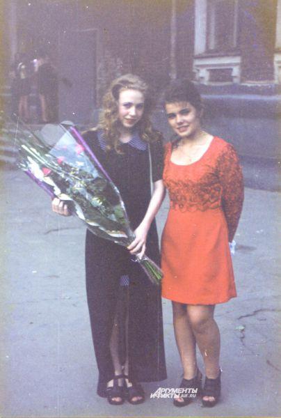 Выпускницы конца 90-х (1998 г.)