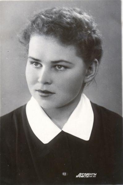 Выпускница 60-х годов
