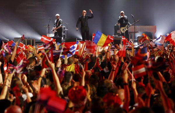 Группа «Вольтаж» представит Румынию.