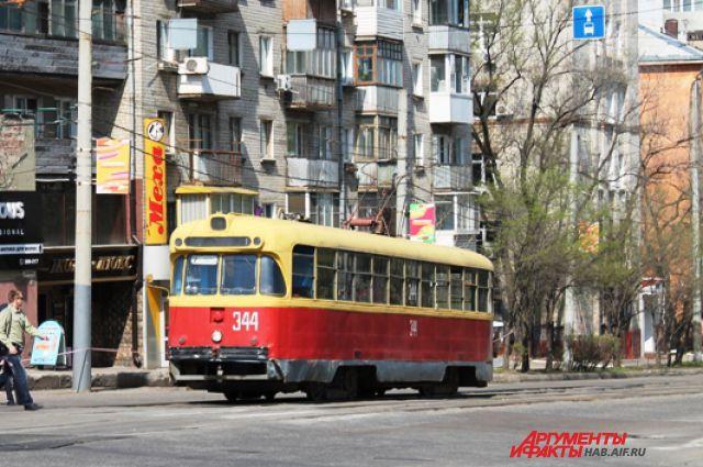 Хабаровске в День города?