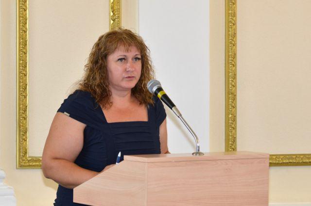 Наталья Калюк.