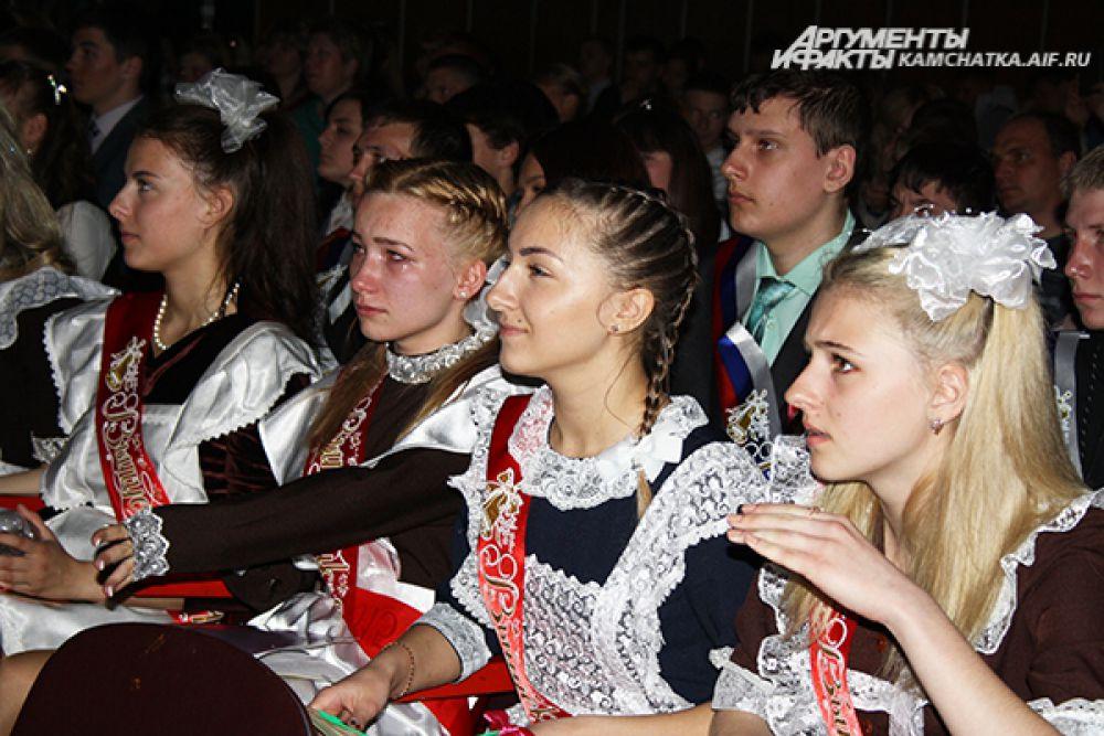 Ученики СОШ №17