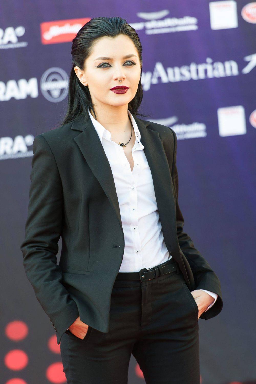 Представительница Грузии