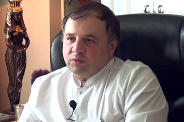 Юрий Бузиашвили.
