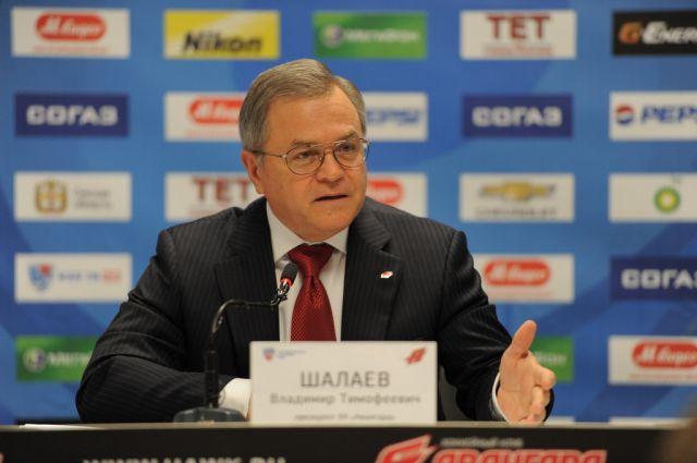 Президент омского хоккейного клуба прокомментировал ситуацию с легионерами.