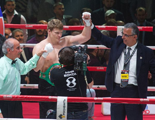 В следующем бою Поветкин должен будет сражаться уже за звание чемпиона мира