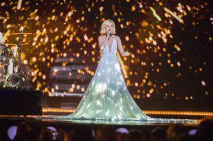 СМИ: Гагарина вышла в фавориты «Евровидения-2015»